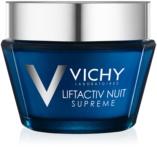 Vichy Liftactiv Supreme Festigende Nachtcreme gegen Falten mit Lifting-Effekt