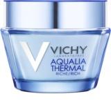 Vichy Aqualia Thermal Rich výživný hydratační denní krém pro suchou až velmi suchou pleť