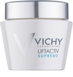 Vichy Liftactiv Supreme nappali liftinges kisimító krém száraz és nagyon száraz bőrre