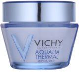 Vichy Aqualia Thermal Rich výživný hydratačný denný krém pre suchú až veľmi suchú pleť
