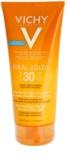 Vichy Idéal Soleil ultratající mléčný gel pro vlhkou nebo suchou pokožku SPF 30