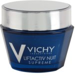 Vichy Liftactiv Supreme Firming And Anti - Wrinkle Night Cream With Lifting Effect