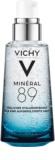 Vichy Minéral 89 krepilni in vlažilni serum za obraz  s hialuronsko kislino