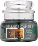 Village Candle Home for Christmas vonná svíčka 269 g malá