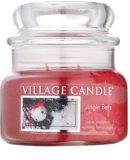 Village Candle Jingle Bells vonná svíčka 269 g malá