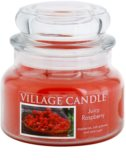 Village Candle Juicy Raspberry dišeča sveča  269 g majhna