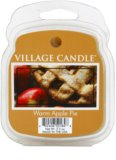 Village Candle Warm Apple Pie vosek za aroma lučko  62 g