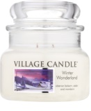 Village Candle Winter Wonderland vonná svíčka 269 g malá