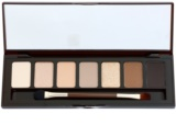 W7 Cosmetics Bronze Queen Eye Shadow Palette With Mirror And Applicator