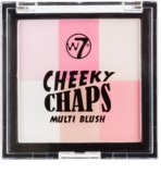 W7 Cosmetics Cheeky Chaps Radiance Blush