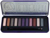W7 Cosmetics In the Night paleta de sombras de ojos con aplicador