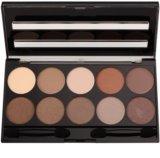 W7 Cosmetics 10 Out of 10 paleta senčil za oči