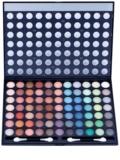 W7 Cosmetics Paintbox paleta senčil za oči z ogledalom in aplikatorjem
