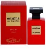 Wajid Farah Enigma Sport eau de parfum férfiaknak 100 ml