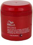 Wella Professionals Brilliance Maske für feines gefärbtes Haar
