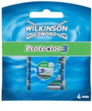 Wilkinson Sword Protector 3 Replacement Blades