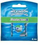 Wilkinson Sword Protector 3 recambios de cuchillas