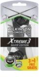 Wilkinson Sword Xtreme 3 Silver Edition maquinillas de afeitar desechables