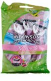Wilkinson Sword Xtreme 3 Beauty Sensitive brivniki za enkratno uporabo 8 ks