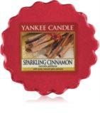 Yankee Candle Sparkling Cinnamon восък за арома-лампа  22 гр.