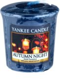 Yankee Candle Autumn Night velas votivas 49 g