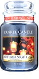 Yankee Candle Autumn Night Duftkerze  623 g Classic groß