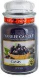 Yankee Candle Cassis dišeča sveča  623 g Classic velika