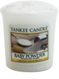 Yankee Candle Baby Powder вотивна свещ 49 гр.