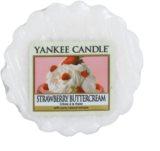Yankee Candle Strawberry Buttercream illatos viasz aromalámpába 22 g
