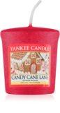 Yankee Candle Candy Cane Lane votivní svíčka 49 g