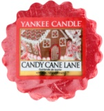 Yankee Candle Candy Cane Lane vosk do aromalampy 22 g