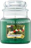 Yankee Candle Christmas Garland vonná svíčka 411 g Classic střední
