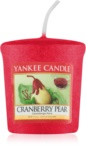 Yankee Candle Cranberry Pear votivna sveča 49 g