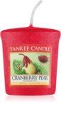 Yankee Candle Cranberry Pear votivní svíčka 49 g