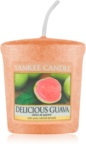 Yankee Candle Delicious Guava votívna sviečka 49 g