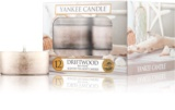 Yankee Candle Driftwood Theelichtje  12 x 9,8 gr