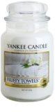 Yankee Candle Fluffy Towels ароматизована свічка  623 гр Classic велика