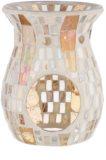 Yankee Candle Gold Wave Mosaic skleněná aromalampa