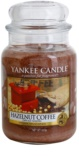 Yankee Candle Hazelnut Coffee Scented Candle 623 g Classic Large
