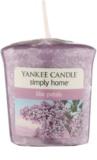 Yankee Candle Lilac Petals Votivkerze 49 g