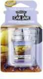 Yankee Candle Lemon Lavender ambientador auto   suspenso