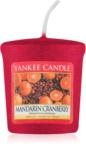 Yankee Candle Mandarin Cranberry Votivkerze 49 g