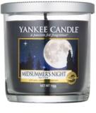 Yankee Candle Midsummer´s Night vela perfumado 198 g Décor pequena
