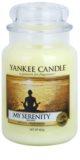 Yankee Candle My Serenity illatos gyertya  623 g Classic nagy méret