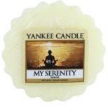Yankee Candle My Serenity illatos viasz aromalámpába 22 g
