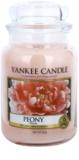 Yankee Candle Peony vonná svíčka 623 g Classic velká