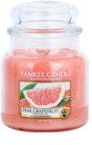 Yankee Candle Pink Grapefruit lumanari parfumate  411 g Clasic mediu