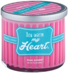 Yankee Candle Pink Sands vela perfumado 283 g  (You Warm My Heart)