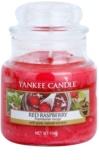 Yankee Candle Red Raspberry vela perfumado 104 g Classic pequeno