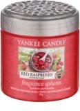 Yankee Candle Red Raspberry pérolas aromáticas 170 g